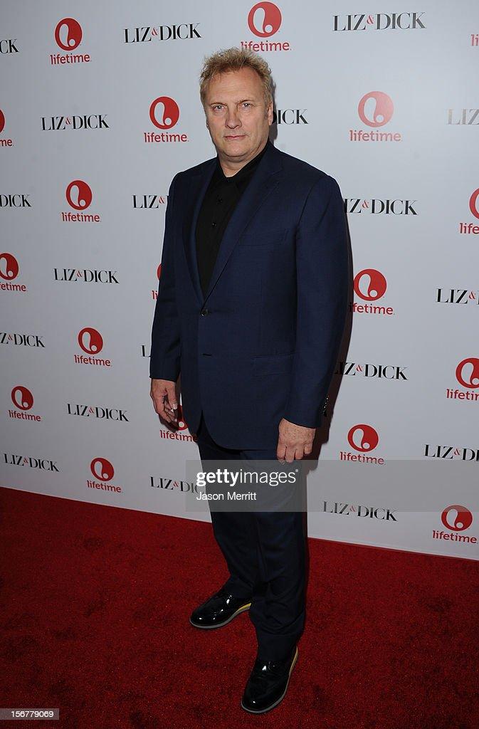 """Premiere Of Lifetime's """"Liz & Dick"""" - Arrivals : News Photo"""