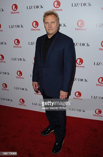 Actor David Hunt attends the premiere of Lifetime's Liz Dick at Beverly Hills Hotel on November 20 2012 in Beverly Hills California