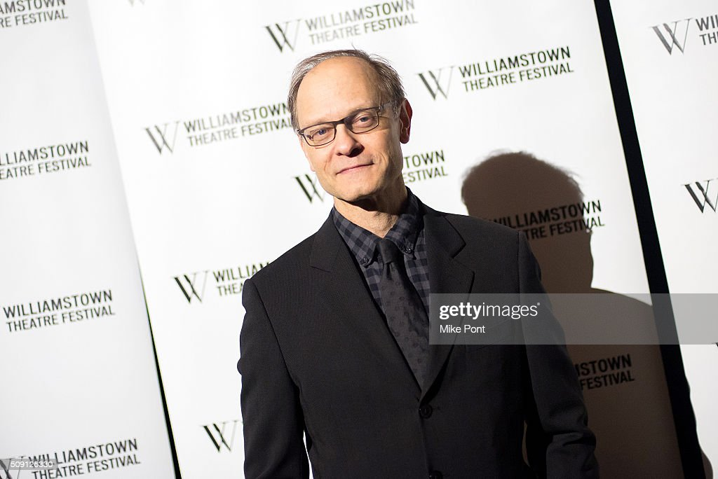 Actor David Hyde Pierce attends the 2016 Williamstown Theatre Festival Benefit at City Winery on February 8, 2016 in New York City.