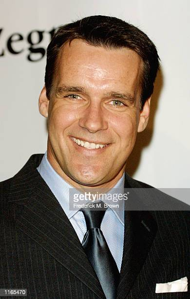 Actor David James Elliot arrives for the American Oceans Campaign 2001 Partners Award honoring former President William Jefferson Clinton October 2...