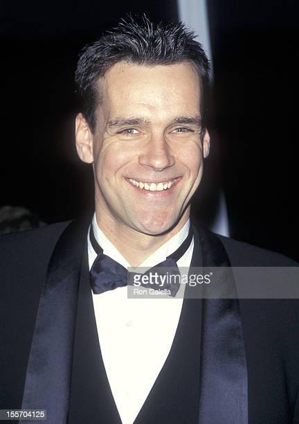Actor David James Elliott attend the 23rd Annual People's Choice Awards on January 12 1997 at the Barker Hangar Santa Monica Air Center in Santa...