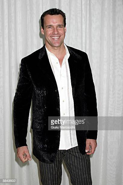 Actor David James Elliott attends Paramount Network Television and CBS 200 Episodes Celebration Party of JAG at The Mondrian/Asia de Cuba on April 12...