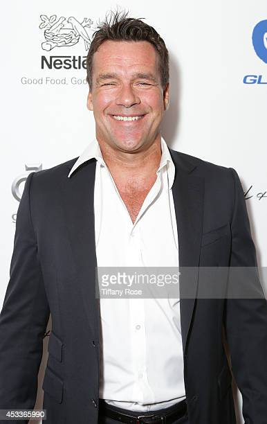 Actor David James Elliott attends the 14th Annual Harold Carole Pump Foundation Event on August 8 2014 in Los Angeles California