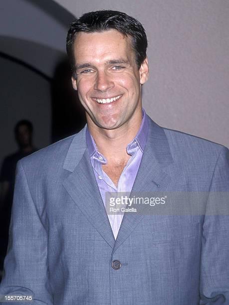 Actor David James Elliott attends the CBS Summer TCA Press Tour on July 24 1998 at the RitzCarlton Hotel in Pasadena California