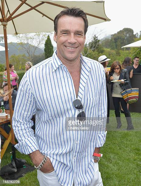 Actor David James Elliott attends the Children Mending Hearts 4th Annual Spring Benefit on April 22 2012 in Pacific Palisades California