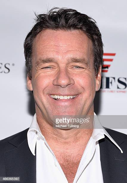 Actor David James Elliott attends the Salute to Heroes Service Gala to benefit the National Foundation for Military Family Support at The Majestic...