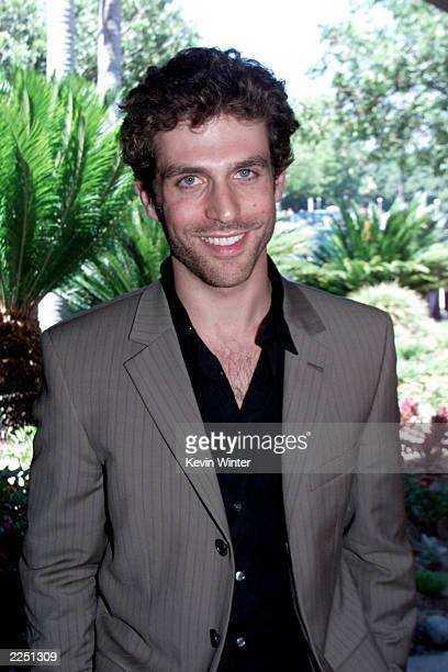 Actor David Julian Hirsh arrives for the Television Critics Association Summer Tour Hirsh was promoting the Showtime Networks Inc upcoming series...