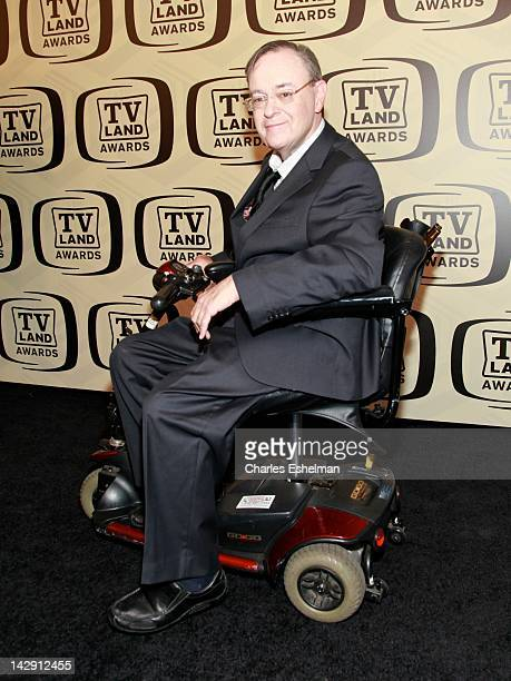 Actor David Lander attends the 10th Annual TV Land Awards at the Lexington Avenue Armory on April 14 2012 in New York City