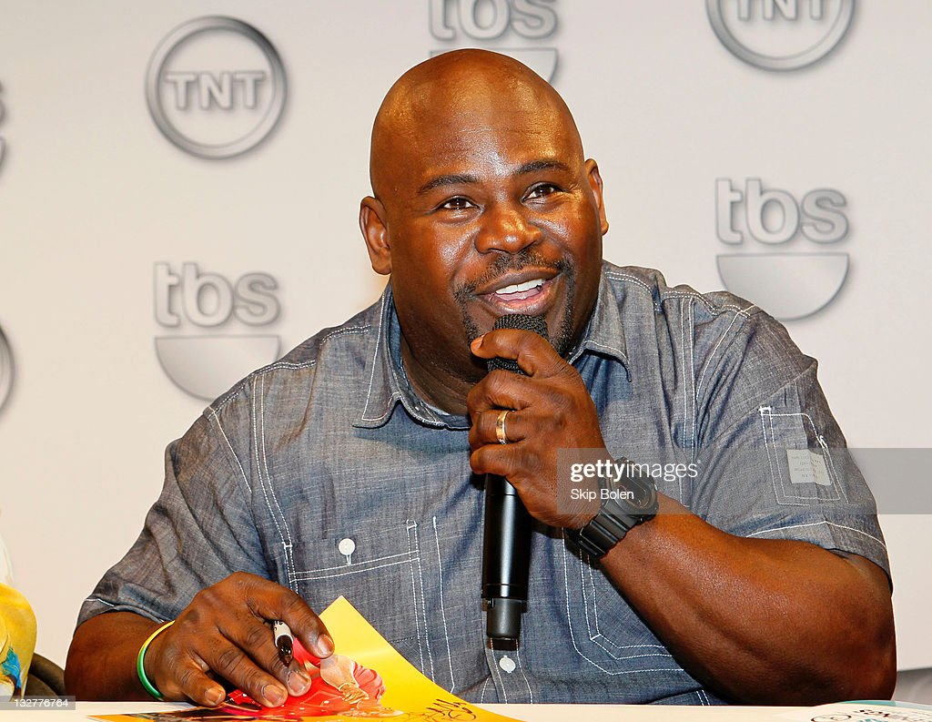 Actor David Mann of the TBS show 'Meet the Browns' attends the