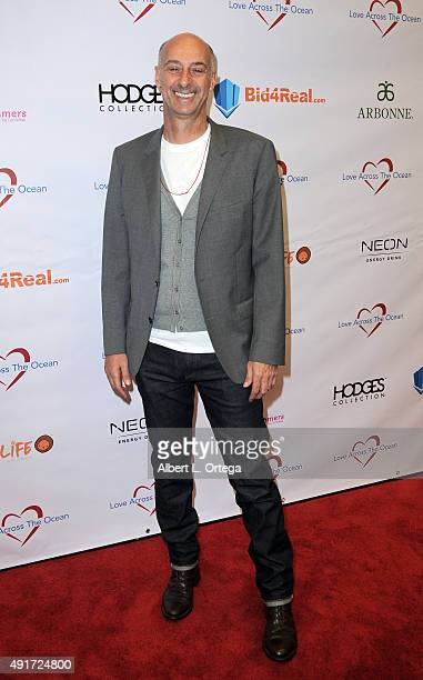 Actor David Marciano at the Celebrity Poker Tournament To Benefit Love Across The Ocean held at Commerce Casino on October 3 2015 in City of Commerce...