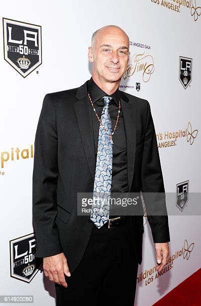 Actor David Marciano attends 2016 Children's Hospital Los Angeles 'Once Upon a Time' Gala at The Event Deck at LA Live on October 15 2016 in Los...