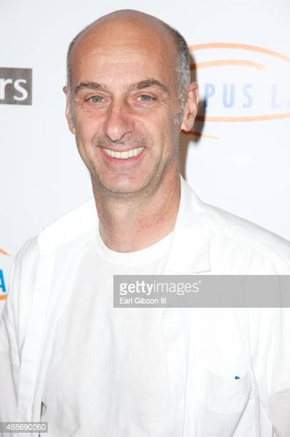 Actor David Marciano attends 'Get Lucky For Lupus LA' Celebrity Poker Tournament at Avalon on September 18 2014 in Hollywood California