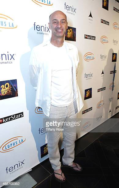 Actor David Marciano attends Get Lucky For Lupus LA on September 18 2014 in Beverly Hills California