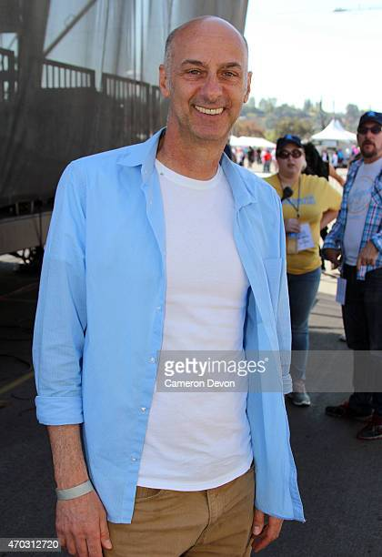 Actor David Marciano attends the 13th Annual Los Angeles Walk Now for Autism Speaks at Rose Bowl on April 18 2015 in Pasadena California