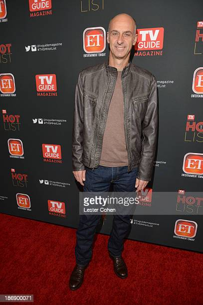 Actor David Marciano attends the TV Guide Magazine's Hot List Party at Emerson Theatre on November 4 2013 in Hollywood California