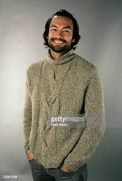 "Actor David McInnis from the film ""Never Forever"" poses for a portrait during the 2007 Sundance Film Festival on January 21, 2007 in Park City, Utah."
