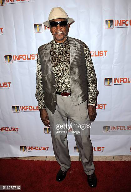 Actor David McKnight arrives for the InfoList PreOscar Soiree And Birthday Party for Jeff Gund held at OHM Nightclub on February 18 2016 in Hollywood...