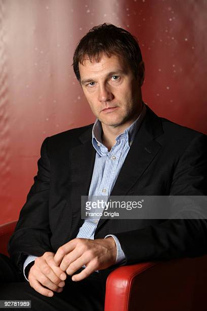 Actor David Morrissey attends a portrait session for the movie 'Red Riding Trilogy' during the 4th Rome International Film Festival held at the...