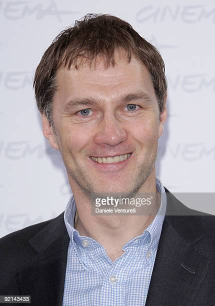 Actor David Morrissey attends the Red Riding Trilogy Photocall during Day 7 of the 4th International Rome Film Festival held at the Auditorium Parco...