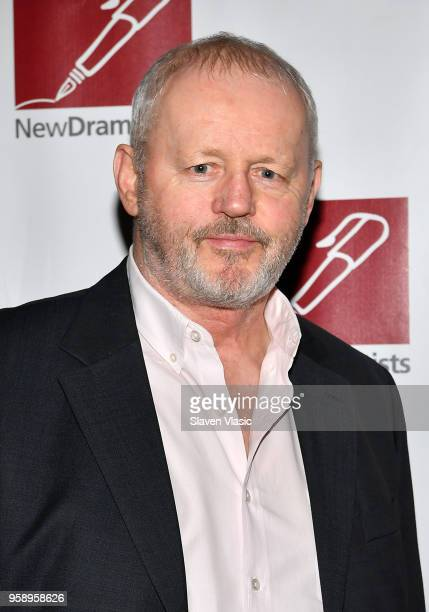 Actor David Morse attends 2018 New Dramatists Spring Luncheon honoring Denzel Washington at Marriott Marquis Times Square on May 15 2018 in New York...