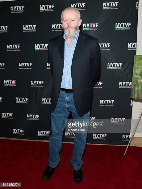 Actor David Morse attends the NYTVF Development Day panels during the 12th Annual New York Television Festival at Helen Mills Theater on October 29...