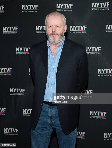 Actor David Morse of the American television series Outsiders attends the NYTVF Development Day panels during the 12th Annual New York Television...