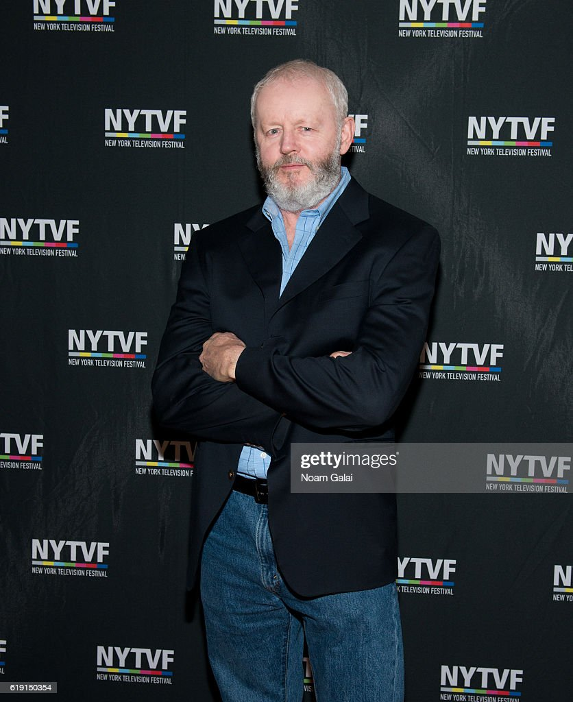 Actor David Morse of the American television series 'Outsiders' attends the NYTVF Development Day panels during the 12th Annual New York Television Festival at Helen Mills Theater on October 29, 2016 in New York City.