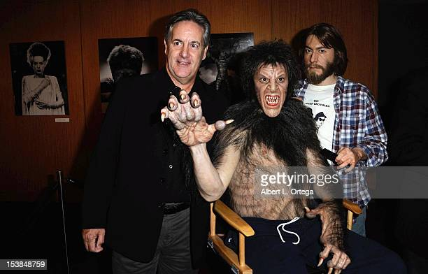 Actor David Naughton participates in AMPAS Hosted Universal's Legacy Of Horror Screening Series 'The Wolf Man' And 'An American Werewolf In London'...