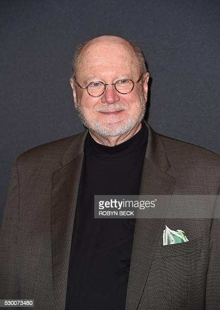 Actor David Ogden Stiers attends a special screening and panel discussion of 'Beauty and the Beast' to celebrate the animated film's 25th anniversary...
