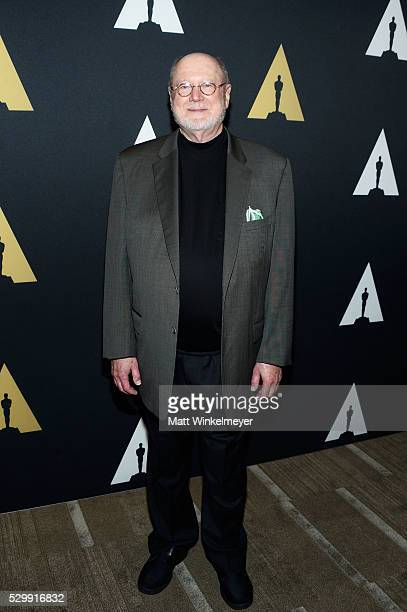 Actor David Ogden Stiers attends the 25th Anniversary screening of 'Beauty and the Beast' A Marc Davis Celebration of Animation at Samuel Goldwyn...
