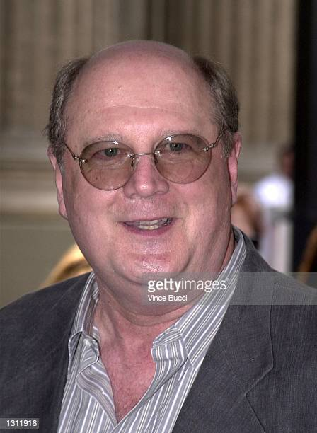 Actor David Ogden Stiers attends the premiere of Disney Pictures'' animated film 'Atlantis The Lost Empire' June 3 2001 in Hollywood CA Stiers is the...