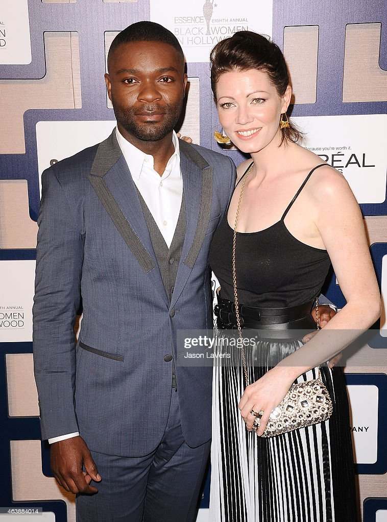 Actor David Oyelowo and actress Jessica Oyelowo attend the 8th annual ESSENCE Black Women In Hollywood luncheon at the Beverly Wilshire Four Seasons Hotel on February 19, 2015 in Beverly Hills, California.