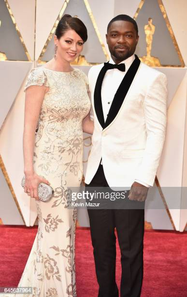 Actor David Oyelowo and producer Jessica Oyelowo attend the 89th Annual Academy Awards at Hollywood Highland Center on February 26 2017 in Hollywood...