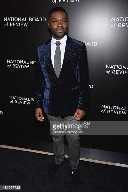Actor David Oyelowo attends the 2014 National Board of Review Gala at Cipriani 42nd Street on January 6 2015 in New York City