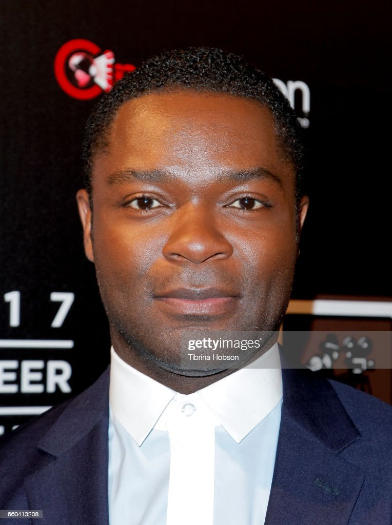Actor David Oyelowo attends the 2017 Will Rogers Pioneer of the Year dinner honoring Cheryl Boone Isaacs during CinemaCon 2017 at Caesars Palace on March 29, 2017 in Las Vegas, Nevada.