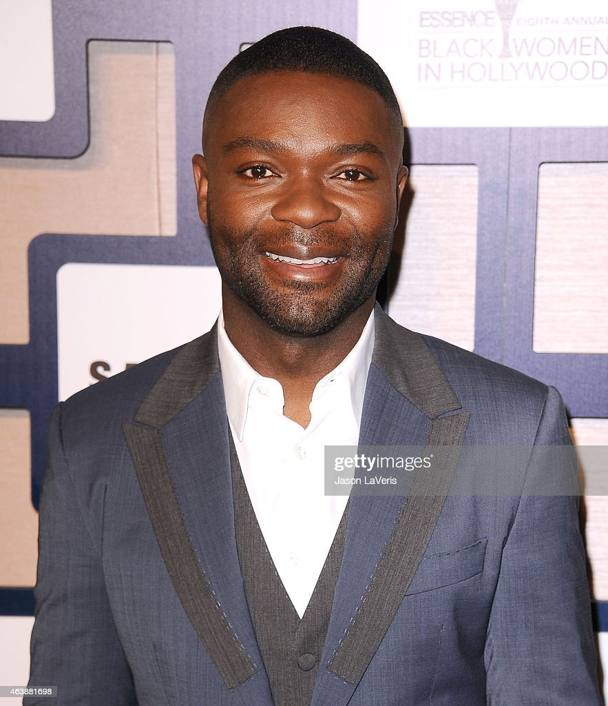 Actor David Oyelowo attends the 8th annual ESSENCE Black Women In Hollywood luncheon at the Beverly Wilshire Four Seasons Hotel on February 19, 2015 in Beverly Hills, California.