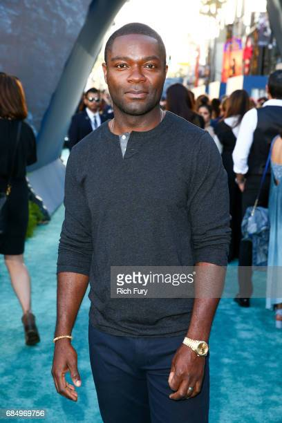 Actor David Oyelowo attends the premiere of Disney's 'Pirates Of The Caribbean Dead Men Tell No Tales' at Dolby Theatre on May 18 2017 in Hollywood...