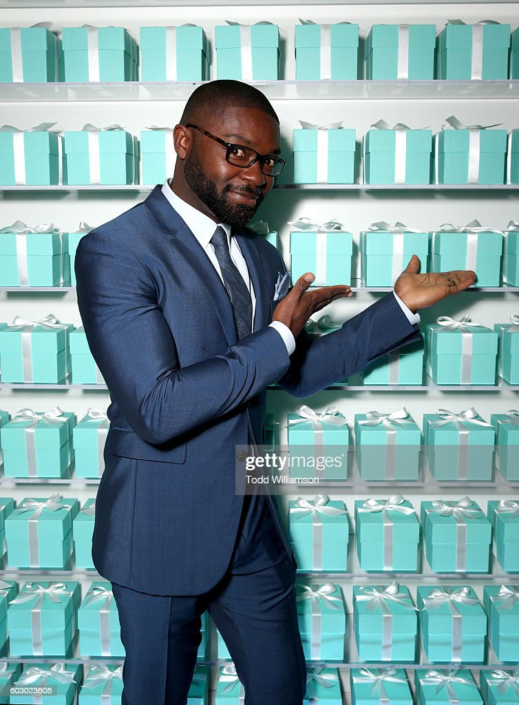 Actor David Oyelowo attends the Vanity Fair and Tiffany & Co. private dinner toasting Lupita Nyong'o and celebrating Legendary Style at Shangri-La Hotel on September 11, 2016 in Toronto, Canada.