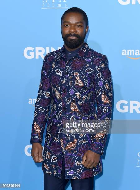 Actor David Oyelowo attends the World Premiere of 'Gringo' at Regal LA Live Stadium 14 on March 6 2018 in Los Angeles California