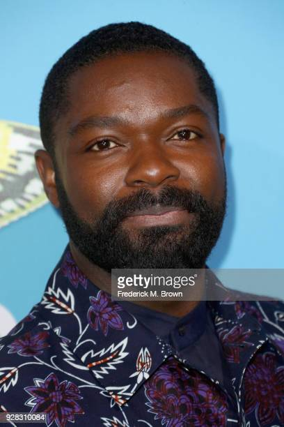 Actor David Oyelowo attends the world premiere of 'Gringo' from Amazon Studios and STX Films at Regal LA Live Stadium 14 on March 6 2018 in Los...