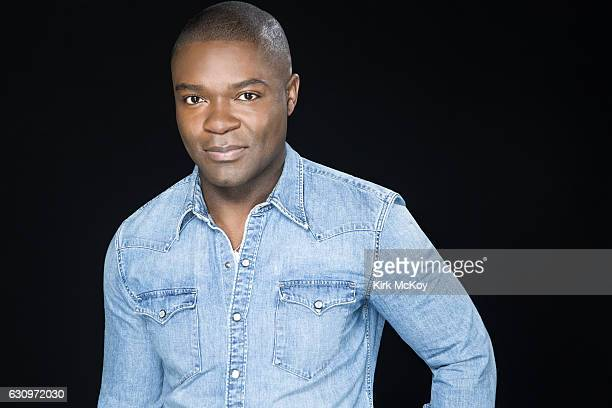 Actor David Oyelowo is photographed for Los Angeles Times on November 13 2016 in Los Angeles California PUBLISHED IMAGE CREDIT MUST READ Kirk...