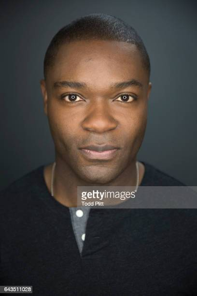 Actor David Oyelowo is photographed for USA Today on February 4 2017 in New York City