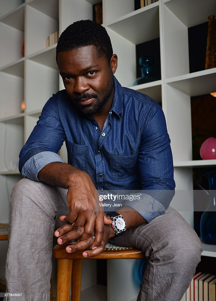 Actor David Oyelowo poses for a portrait session promoting his new film 'Default' during the Miami International Film Festival 2014 at The Standard on March 10, 2014 in Miami Beach, Florida.