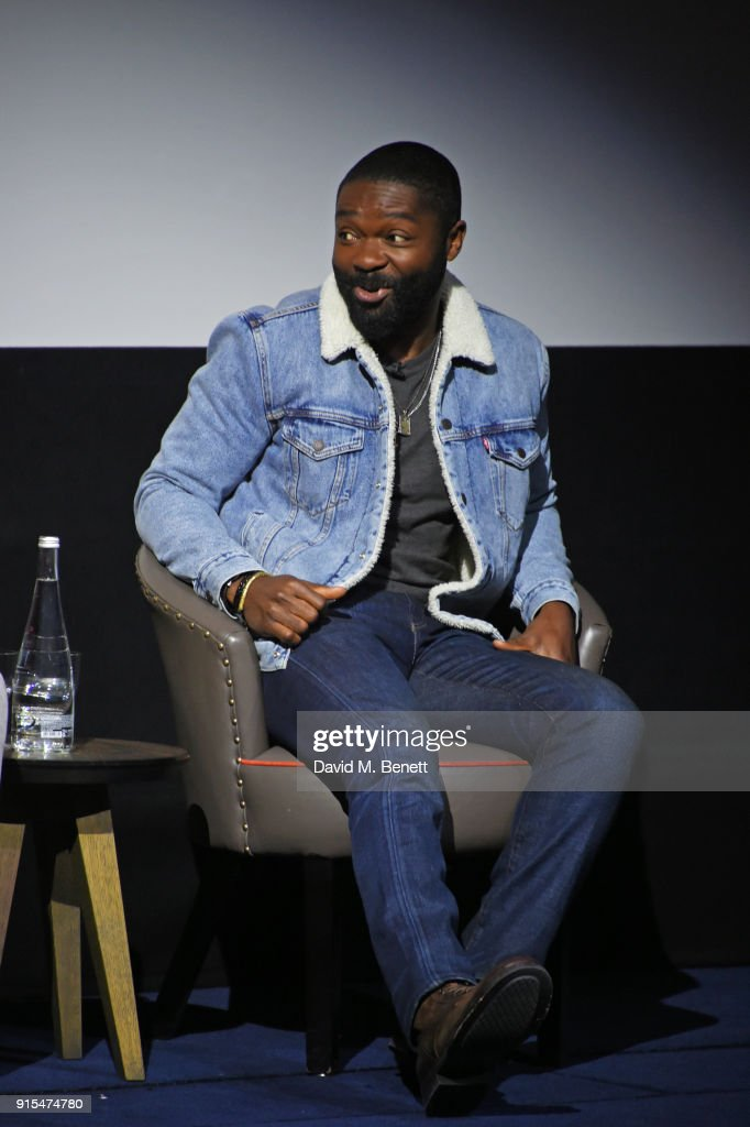 Actor David Oyelowo speaks on stage at a fan screening of 'The Cloverfield Paradox' hosted by Netflix at The Ham Yard Hotel on February 7, 2018 in London, England.