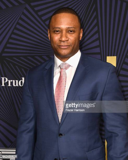 Actor David Ramsey attends BET Presents the American Black Film Festival Honors on February 17 2017 in Beverly Hills California