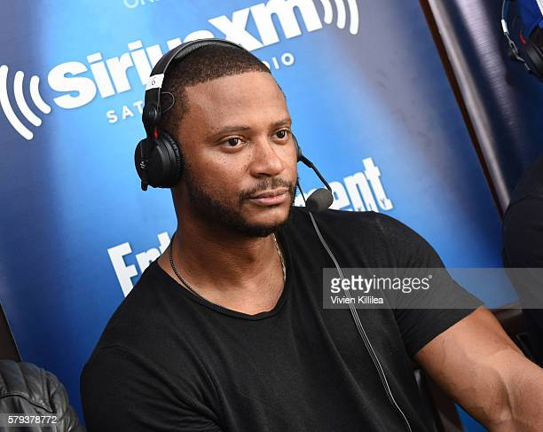 Actor David Ramsey attends SiriusXM's Entertainment Weekly Radio Channel Broadcasts From ComicCon 2016 at Hard Rock Hotel San Diego on July 22 2016...