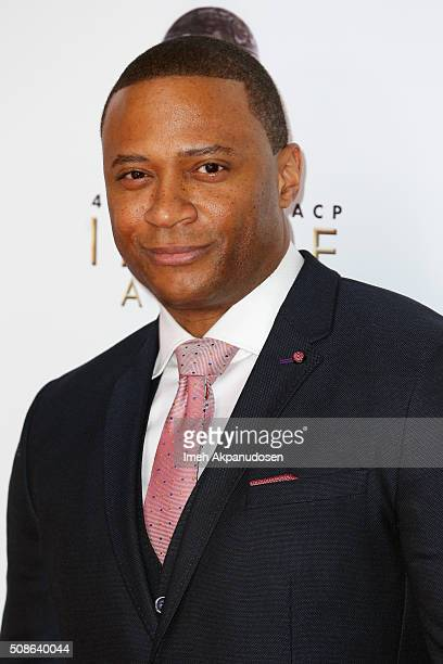 Actor David Ramsey attends the 47th NAACP Image Awards presented by TV One at Pasadena Civic Auditorium on February 5 2016 in Pasadena California