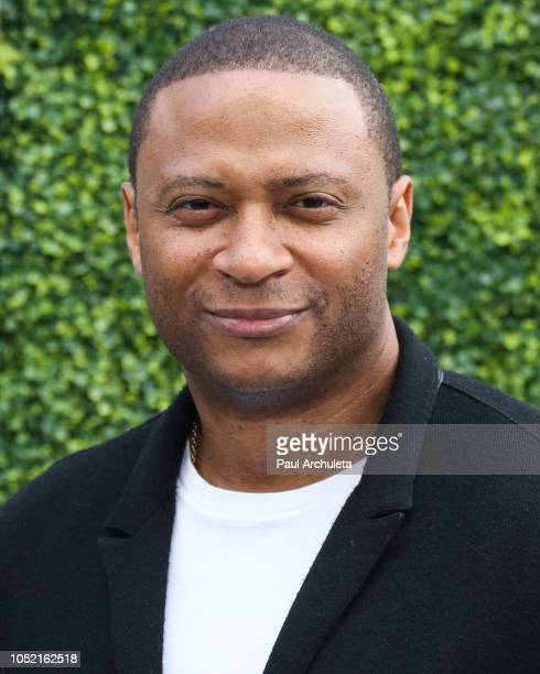 Actor David Ramsey attends the CW Network's fall launch event at Warner Bros Studios on October 14 2018 in Burbank California