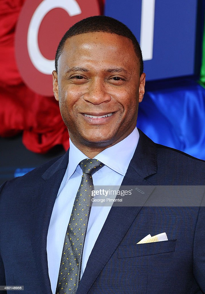 Ê Actor David Ramsey of Arrow attends the CTV 2014 Upfront at Sony Centre for the Performing Arts on June 5, 2014 in Toronto, Canada.Ê
