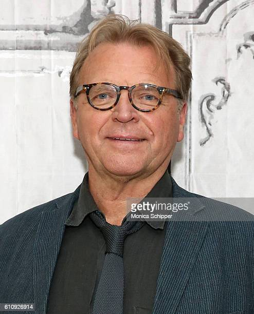 Actor David Rasche attends BUILD Speaker Series Presents Michael Rosenbaum Sara Rue Mircea Monroe David Rasche and Mike Kosinski Discussing 'Impastor...